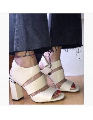 Sandalo beige