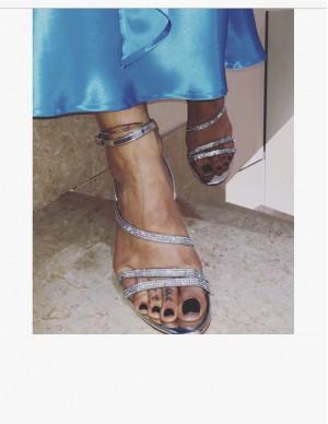 Sandalo swarovski
