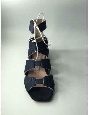 Sandalo jeans