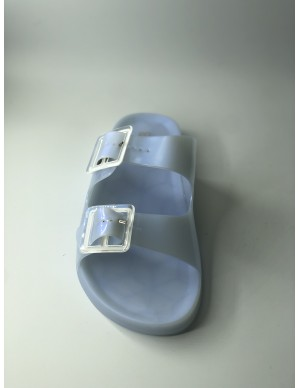Sandalo trasparente