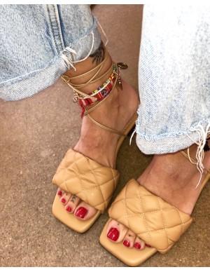 Sandalo biscotto
