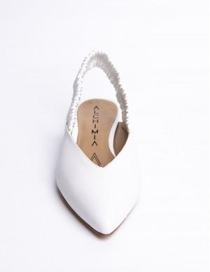 Ballerina slingback bianca