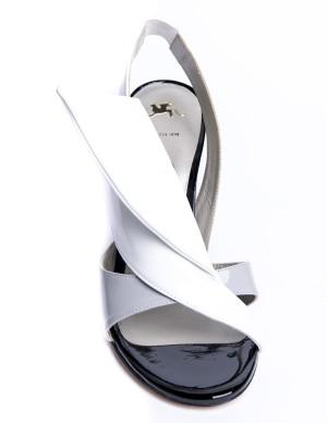 Sandalo bicolore