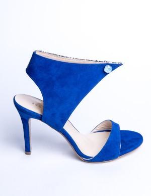 Sandalo blu
