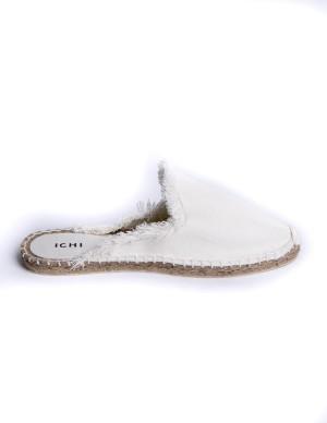 Ciabatta espadrillas bianca